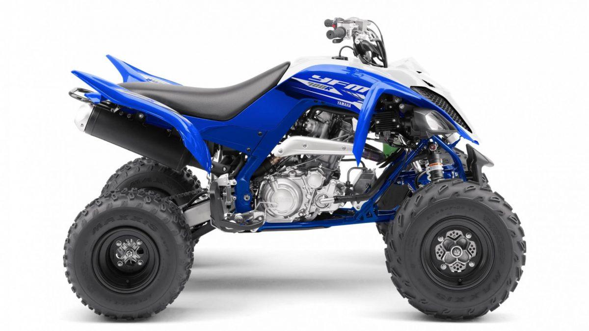 Yamaha yfm700r.