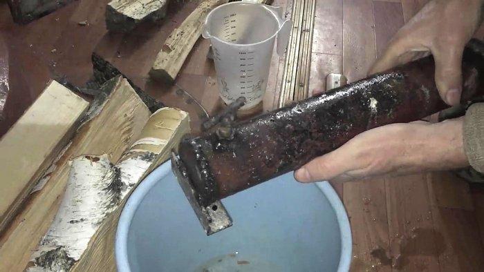 Ikuinen vetäminen säästää polttopuun