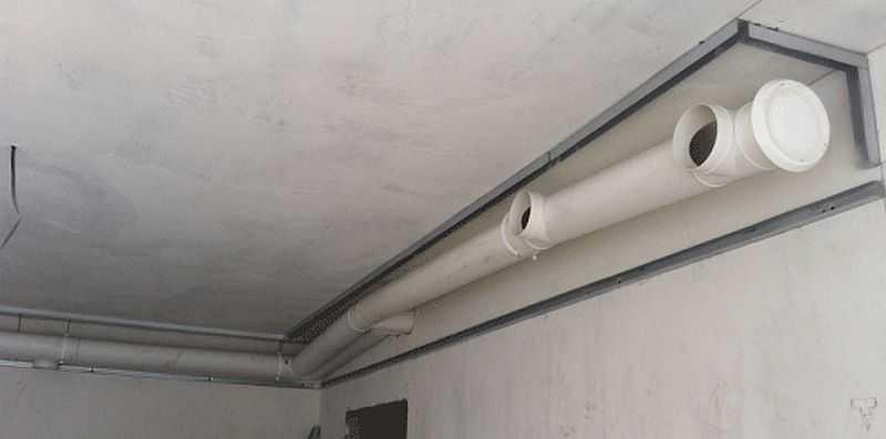 Ventilación en una casa privada: cómo hacer ventilación con tus propias manos.