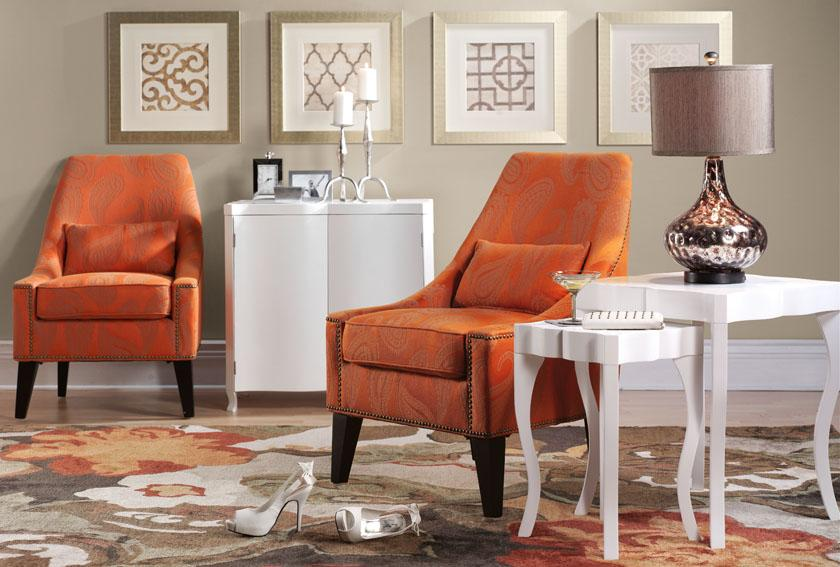 Accent Chairs Formal Living Room