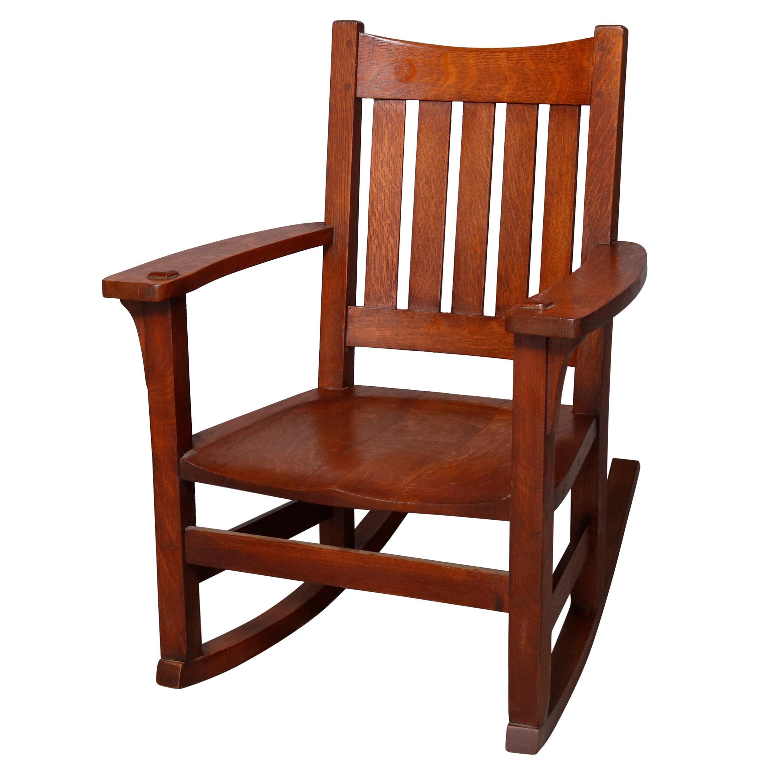 Mission Oak Chairs Sale