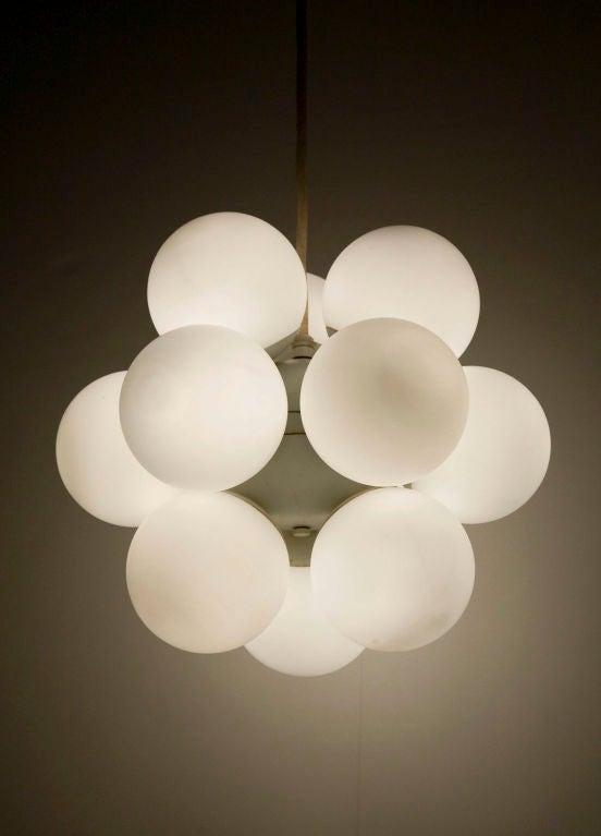 Multi Globe Pendant Light
