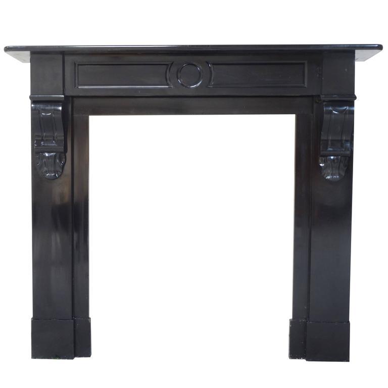 Antiques Belgium Fireplace