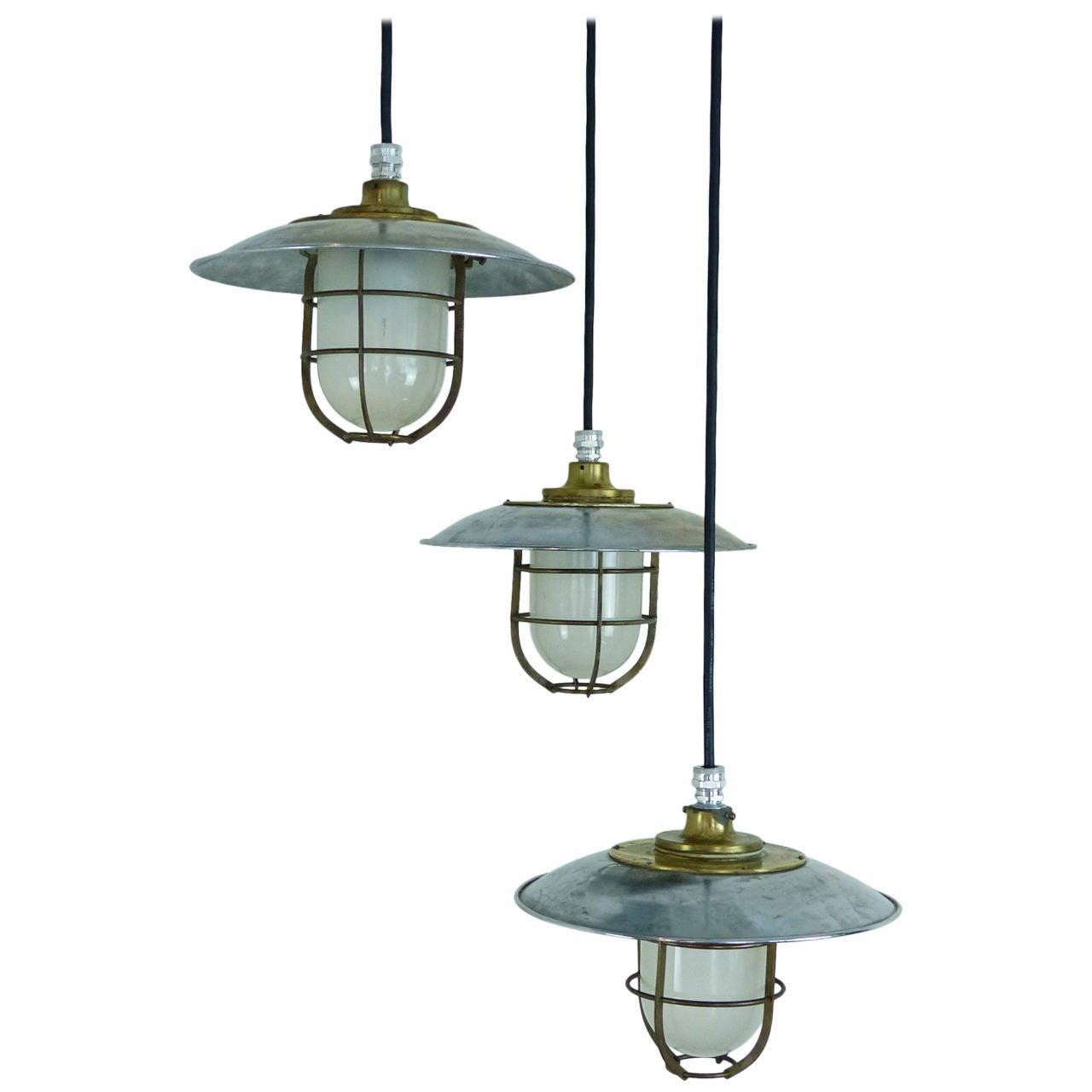 Nautical Pendant Lights
