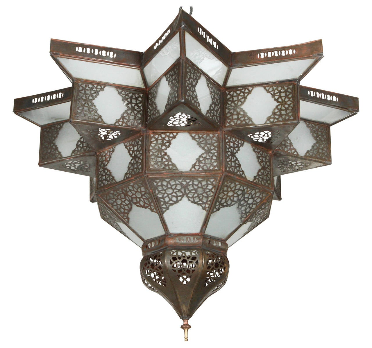 Moroccan Star Lights Pendant