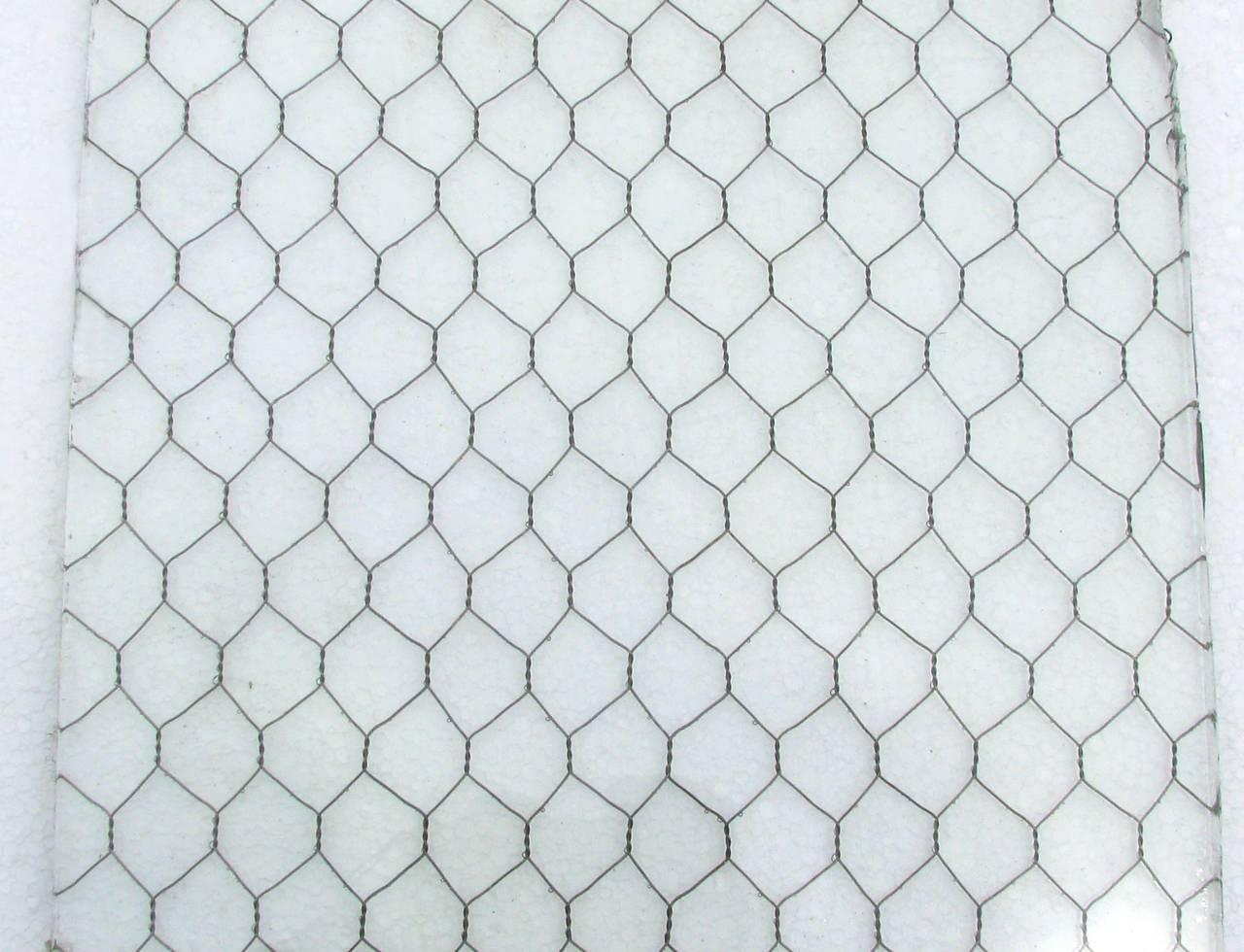 Hammered Diamond Wire Glass