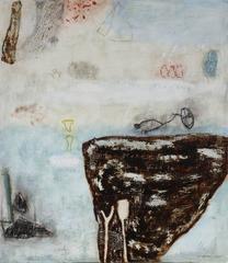 Robert Doney - Surrealist Landscape at 1stdibs