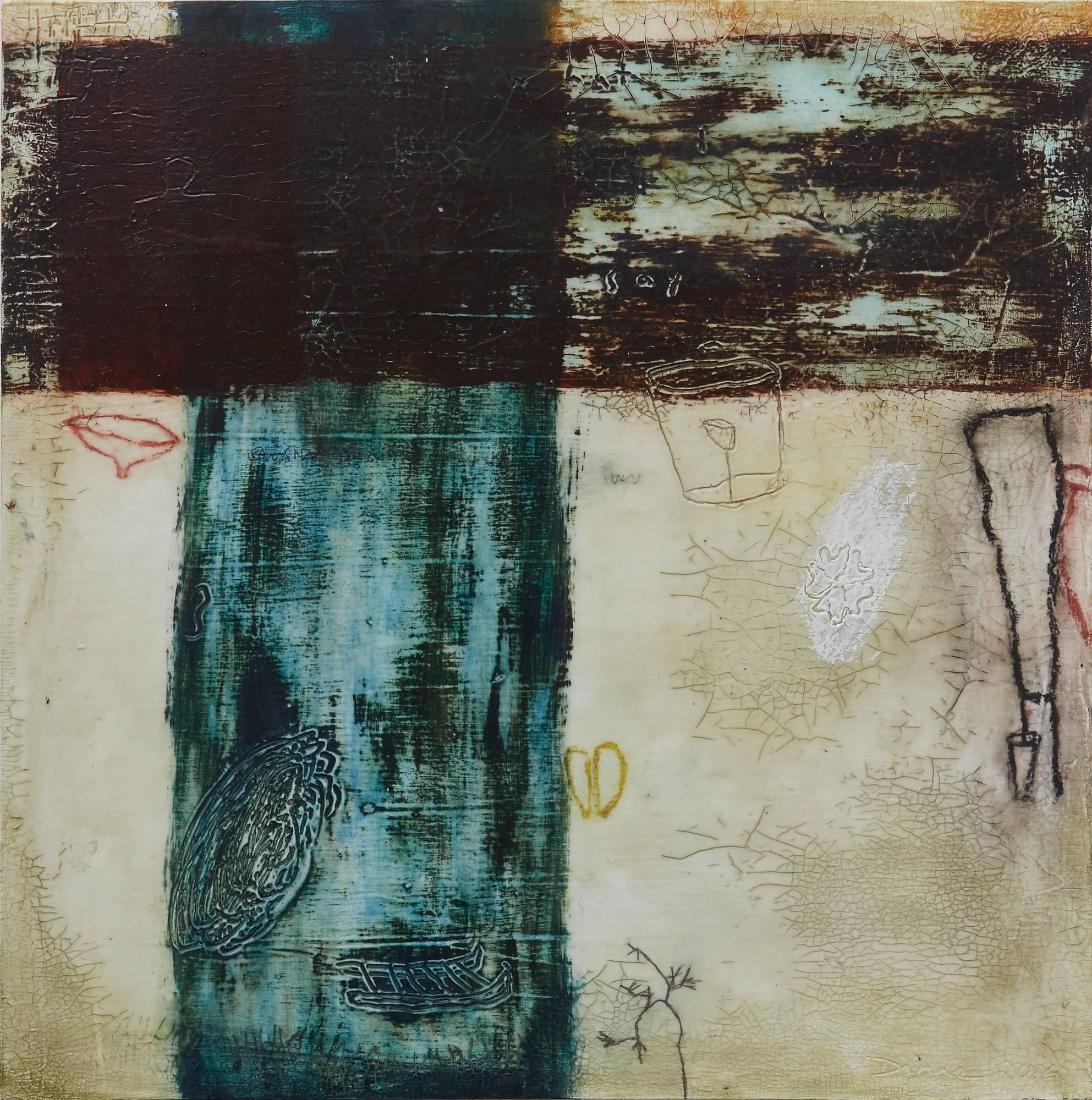 Danae Anderson - what i say, Painting For Sale at 1stdibs