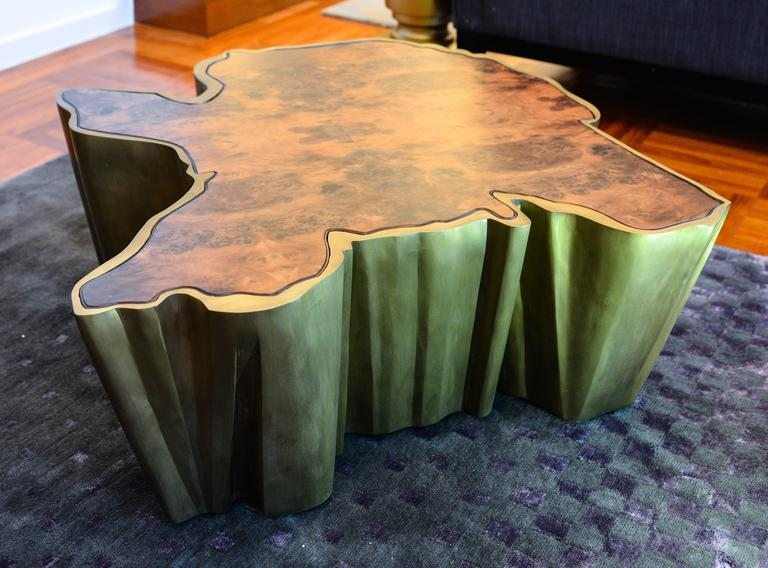 Coffee Table 50 Shades Grey