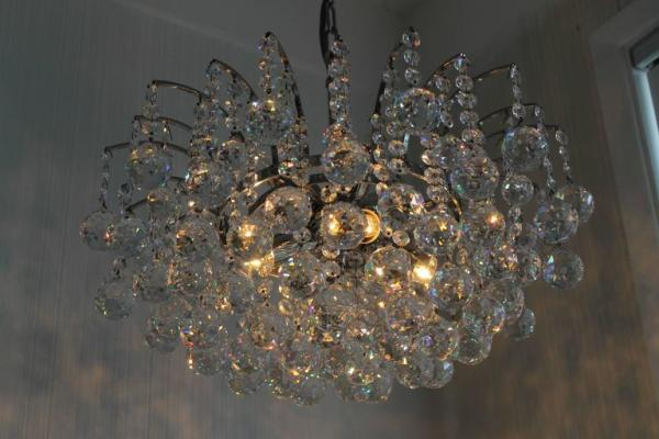 crystal chandeliers # 75