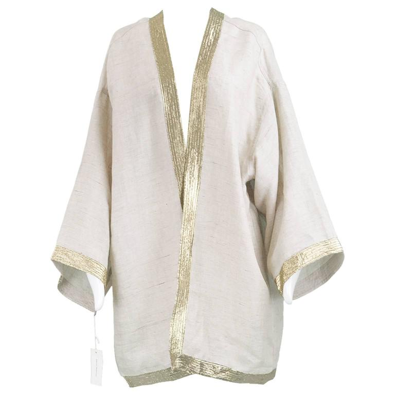 Japanese Embroidered Silk Jackets Women