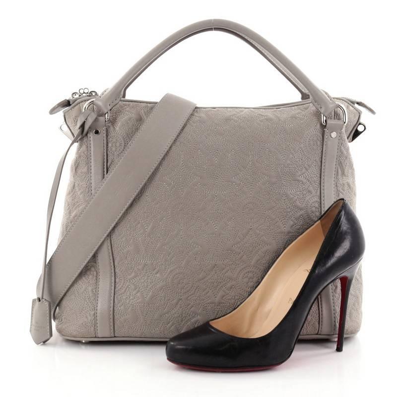 b7701f582734 Louis Vuitton Antheia Ixia Handbag Leather Pm At 1Stdibs
