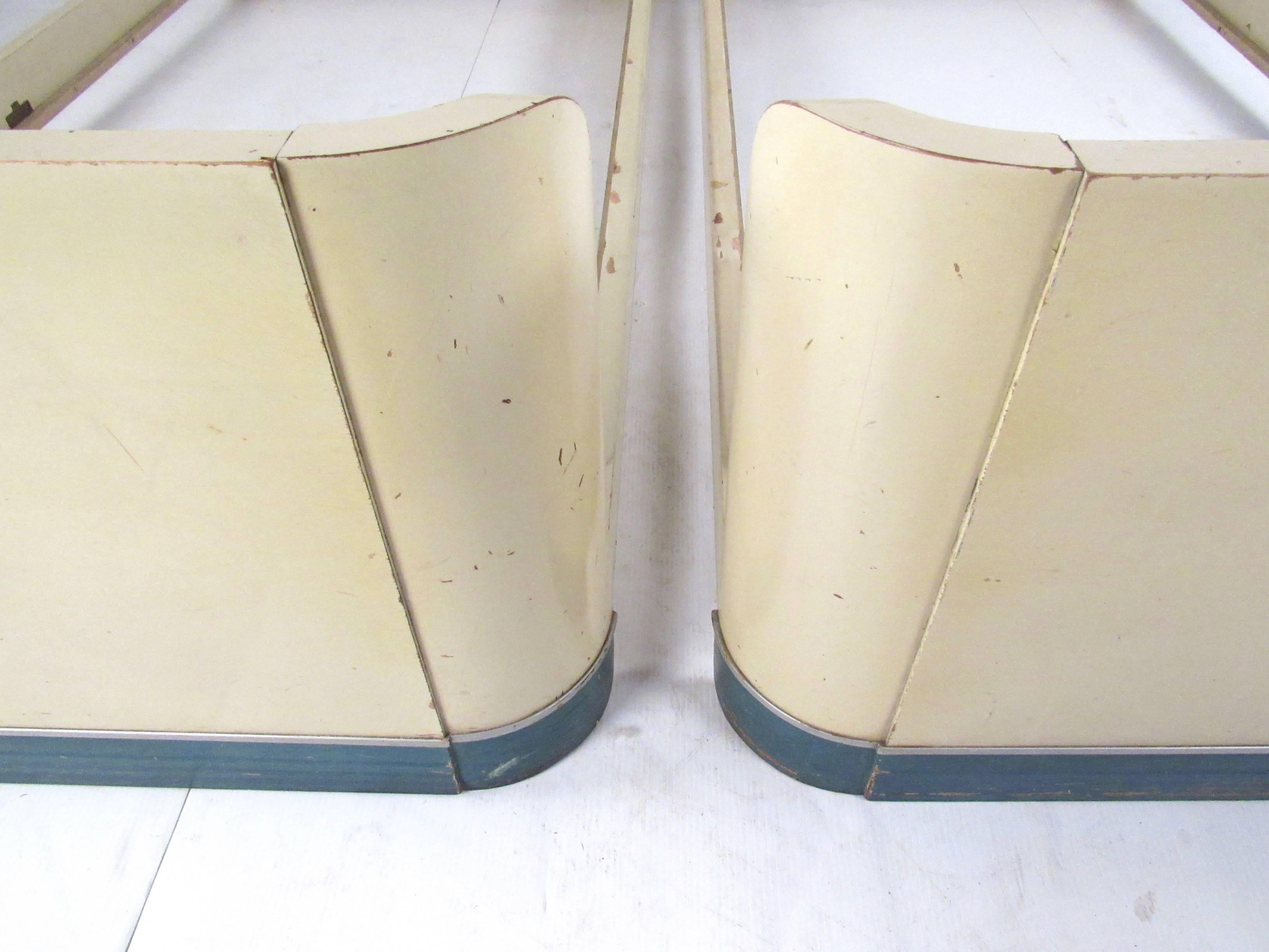 Twin Mahogany 1940 S Headboards