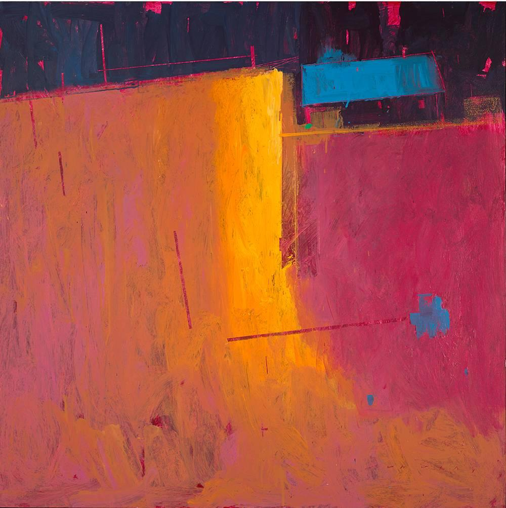 Ned Martin - Dawn to Dusk, Painting at 1stdibs