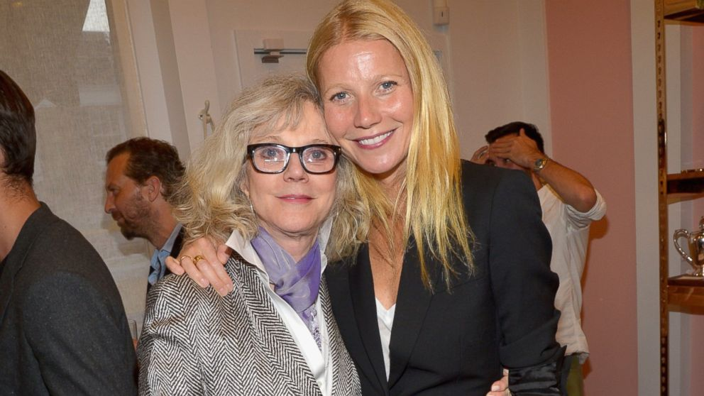 Gwyneth Paltrow's Mother Praises Her and Chris Martin for ...