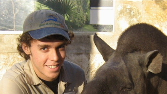 Director of Park Where Oberle Mauled Says Chimps Were Victims, Too - ABC News