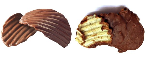 Taste Testing Lay S New Chocolate Dipped Potato Chips