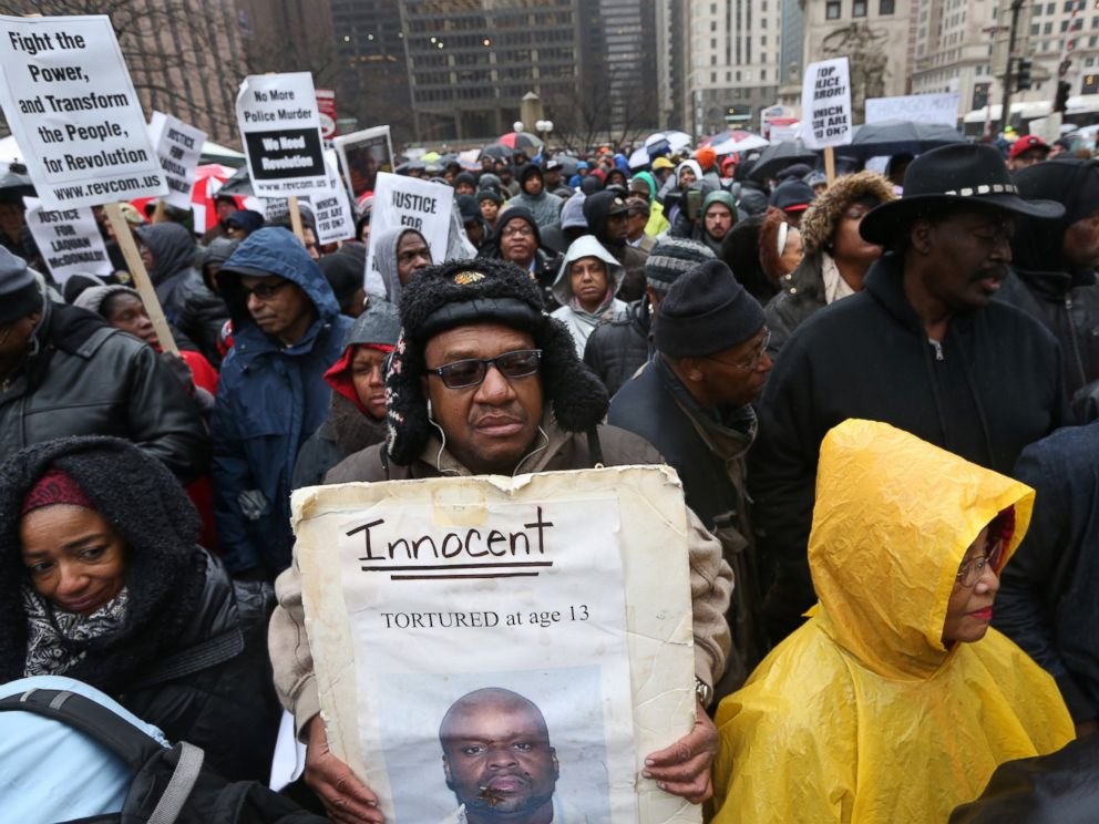 Protesters March on Chicago's 'Magnificent Mile' to Call ...