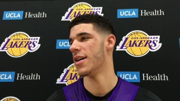 Lakers Lonzo Ball Haircut 2017