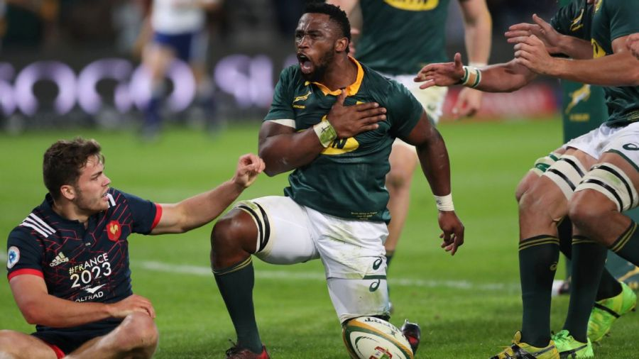 Rugby Teams  Scores  Stats  News  Fixtures  Results  Tables   ESPN The Springboks are bracing themselves for a fierce onslaught from Argentina  when the two sides meet at the Estadio Malvinas Argentina in Mendoza in the