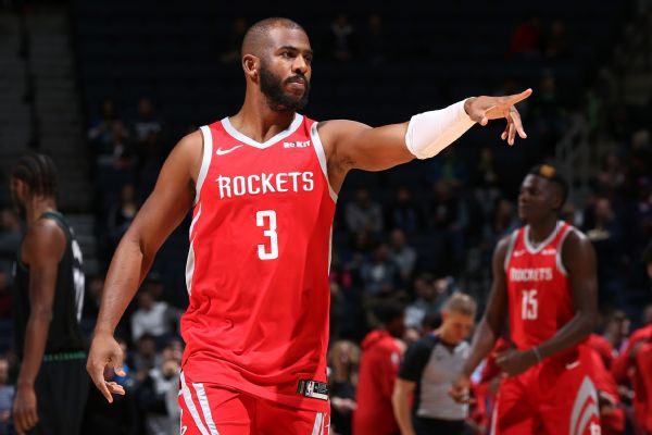 Chris Paul Stats, News, Videos, Highlights, Pictures, Bio ...