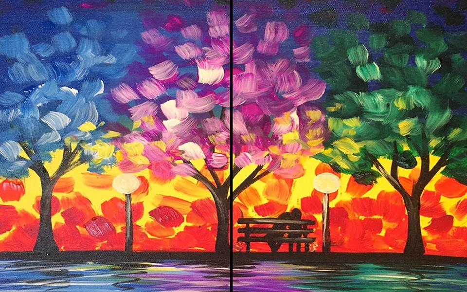 Painting Date Night Near Me