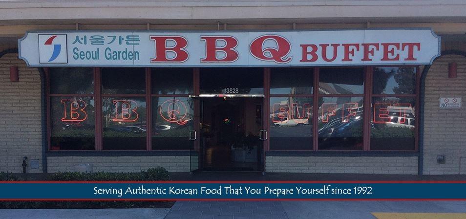 Bbq Buffet Near Me