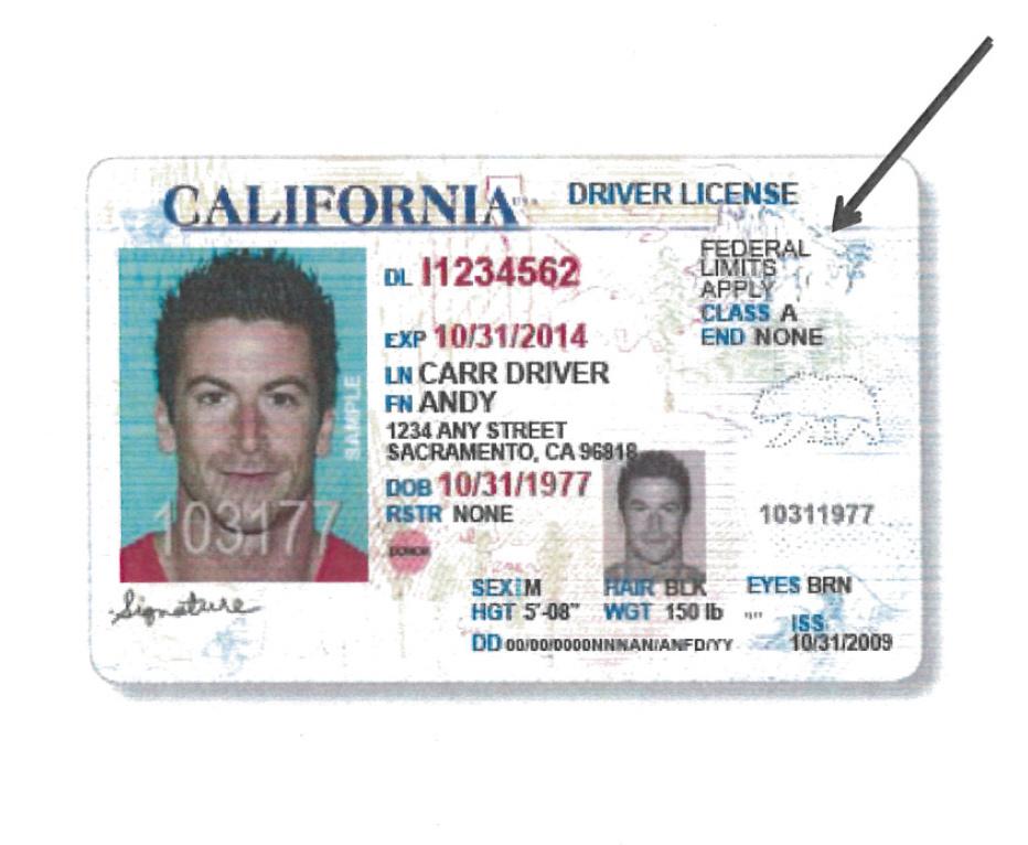 Fake Arizona Id Card Back Drivers