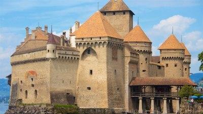Fotos de Castillos y palacios: Ver imágenes de Lago de Ginebra