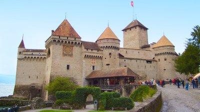 Fotos de Castillos y palacios: Ver imágenes de Suiza