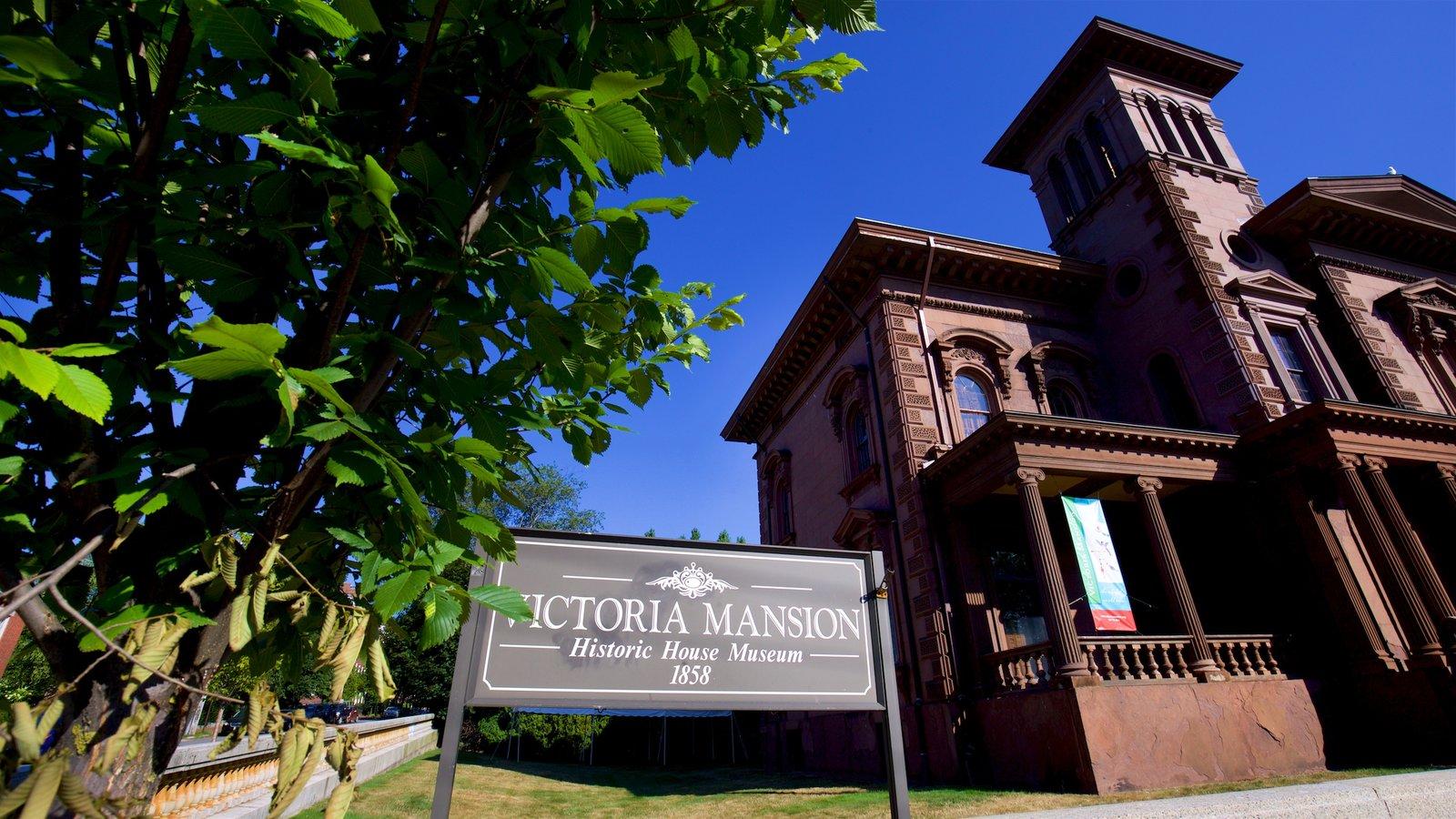 video portland victorian mansion - HD1600×900