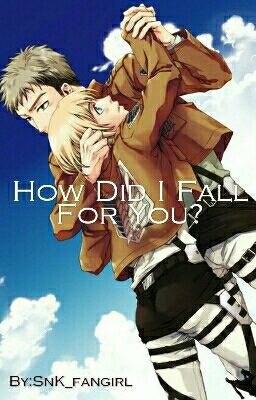 How Did I Fall For You Jean X Armin Aot Fanfiction