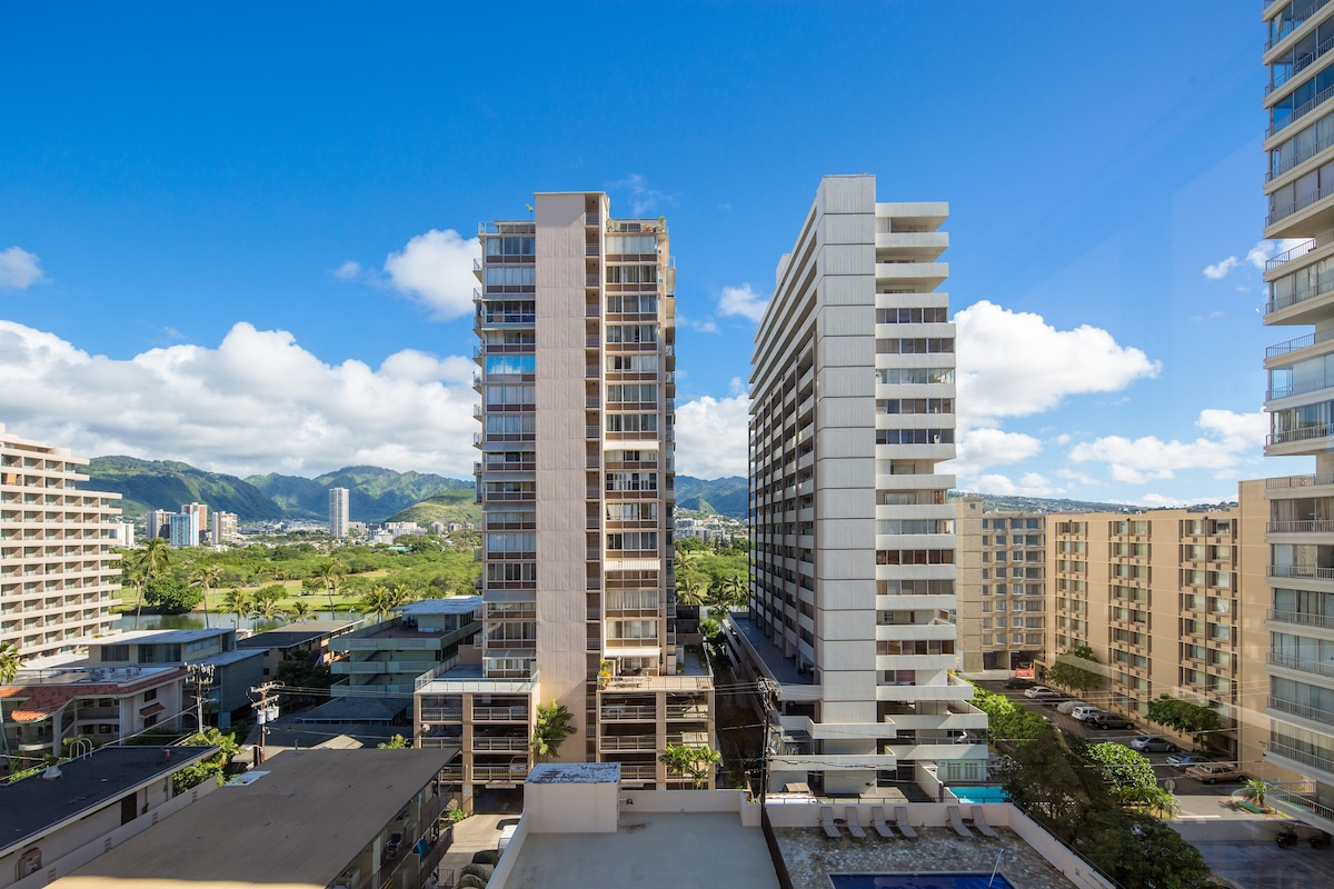 Waikiki Bedroom Apartments