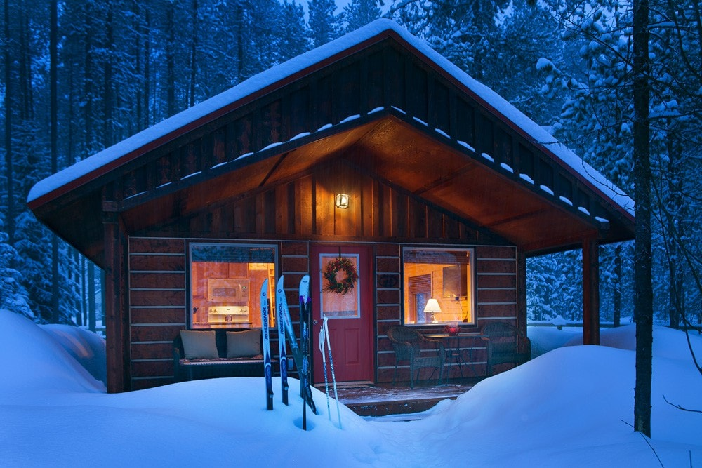 Winter Park Colorado Cabin Rooms