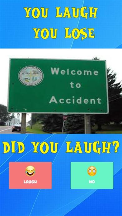 Laugh You Lose Challenge