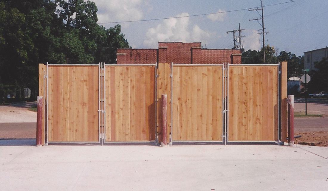 Chain Link Fence Covers