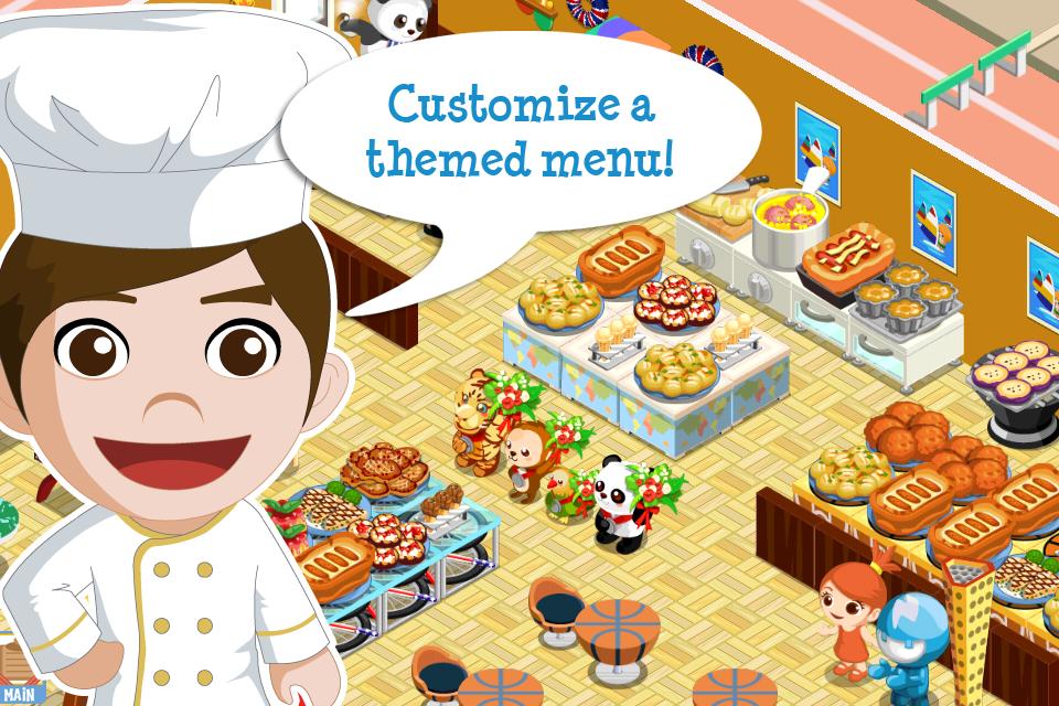 Restaurant 2 Games Free Online