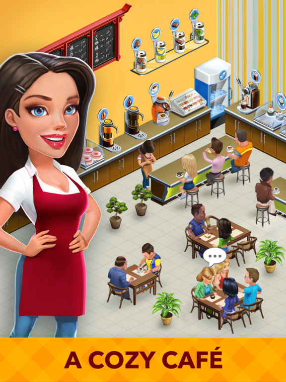 Restauran And Cafe Game