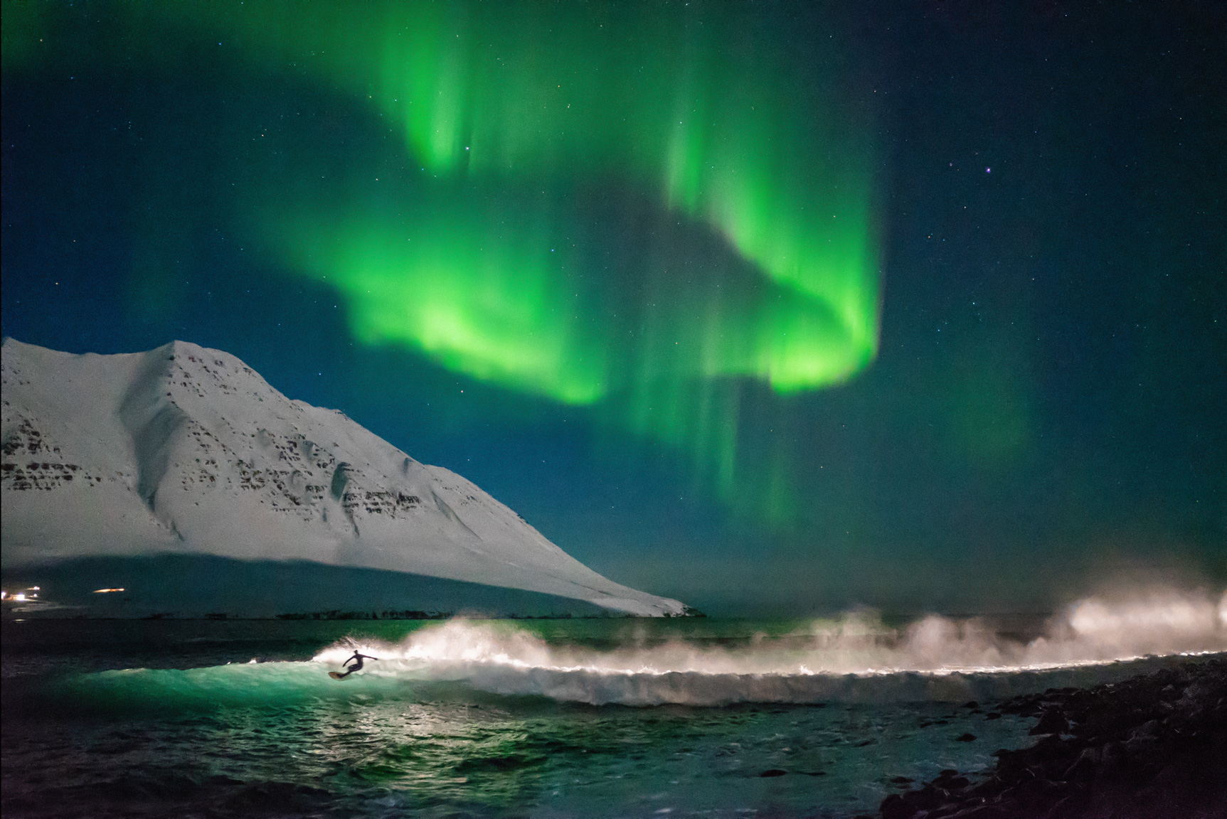 Northern Lights Iceland When