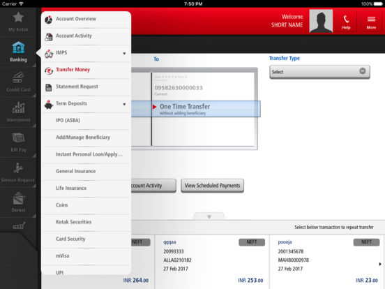 Kotak Mahindra Bank Personal Loan Tracking