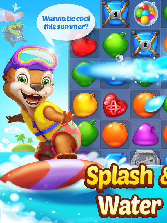 Splash Water Game Facebook