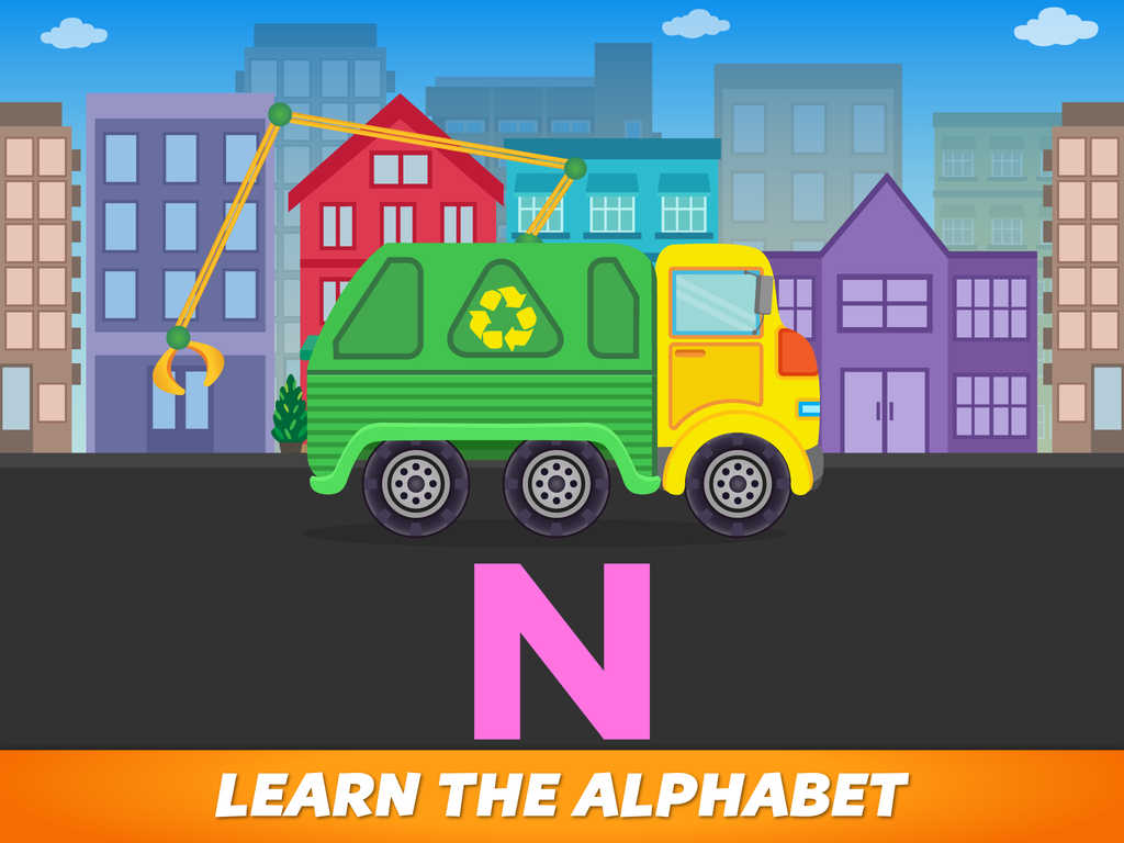 Game Apps Free Learning Toddler