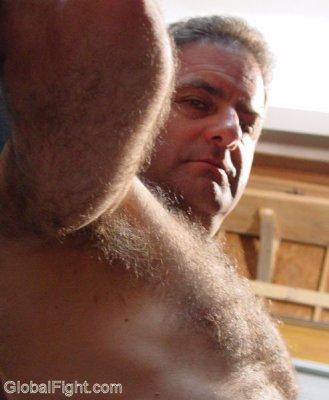 Hairy Armpits Hot Dad Jpeg Photo Globalfight Com Photos