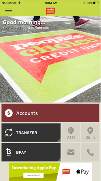 People's Choice Credit Union on the App Store