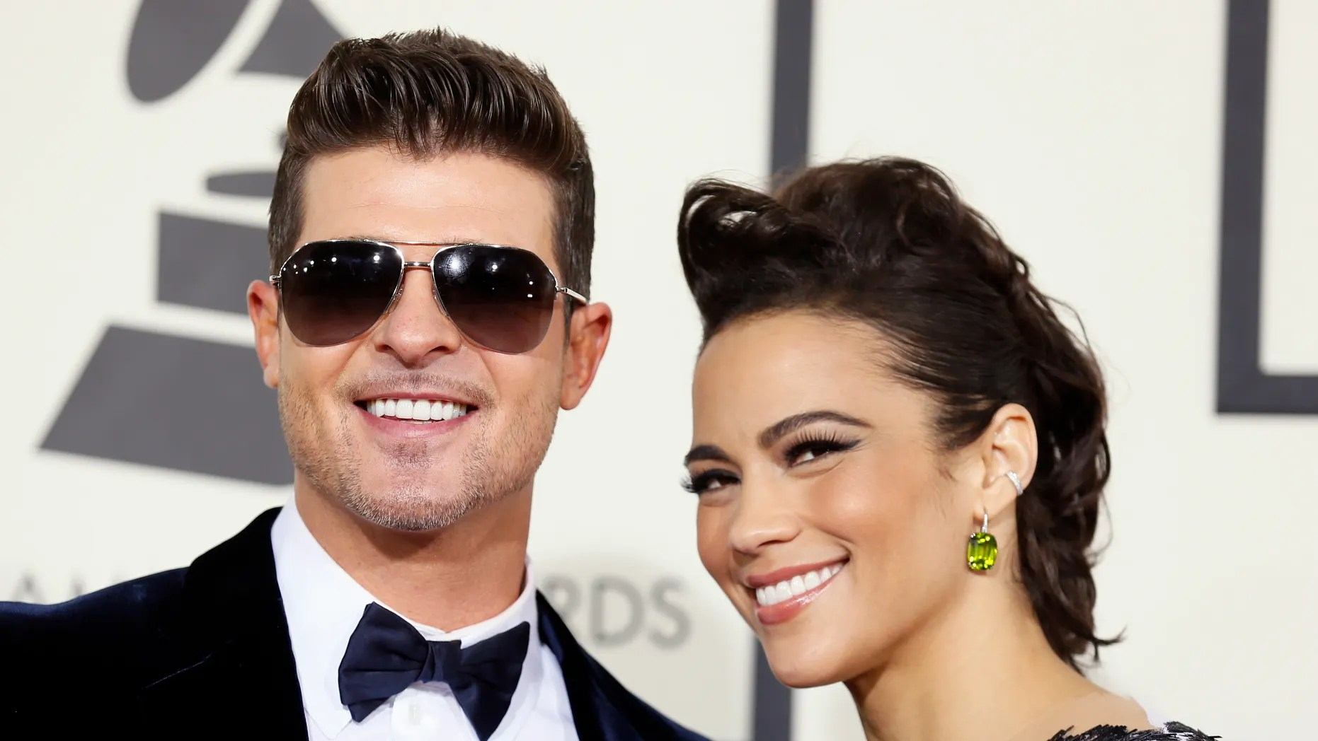 Robin Thicke ordered to stay away from ex-wife | Fox News