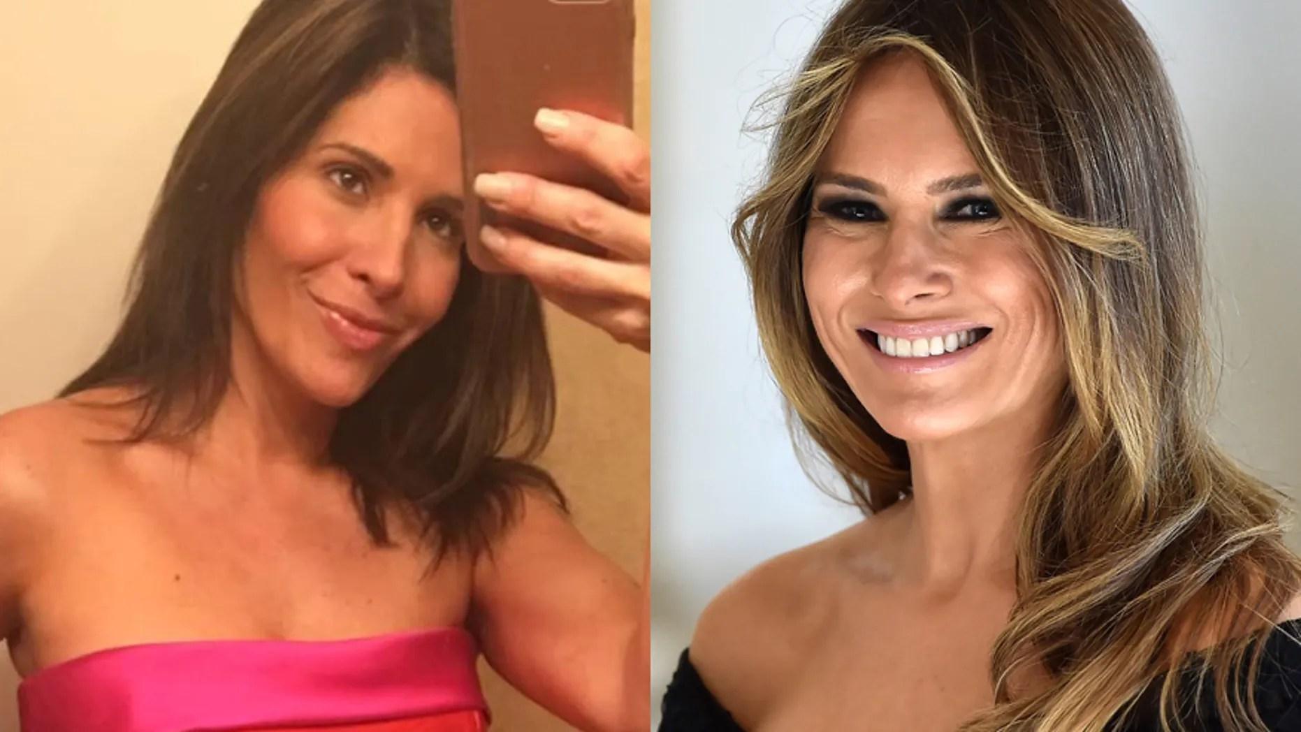 Melania Trump makeover: Texas mom undergoes plastic ...