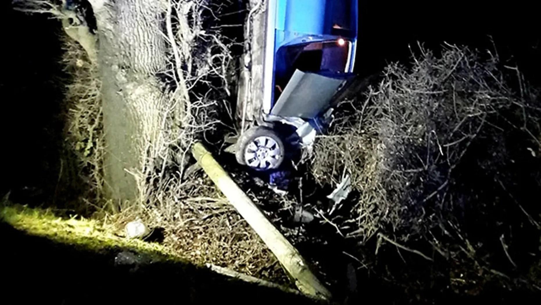 Behind Driver Wheel Drunk