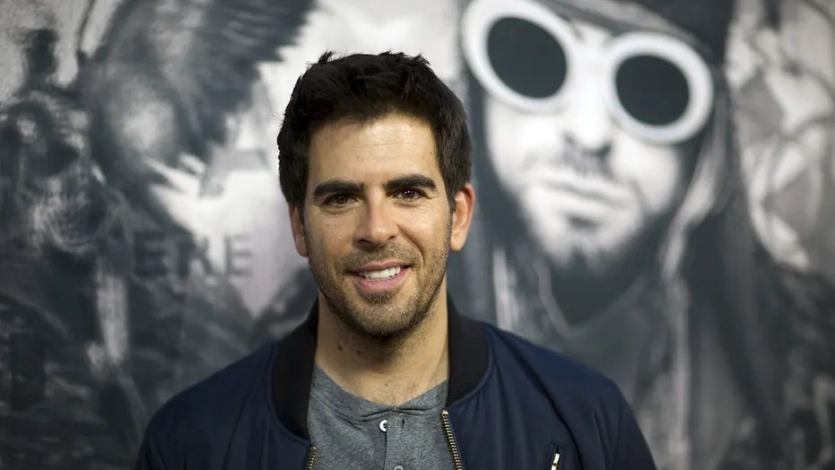 Death Wish  director Eli Roth swears he didn t set out to make a pro     Actor Eli Roth poses at the premiere of  Kurt Cobain  Montage of Heck