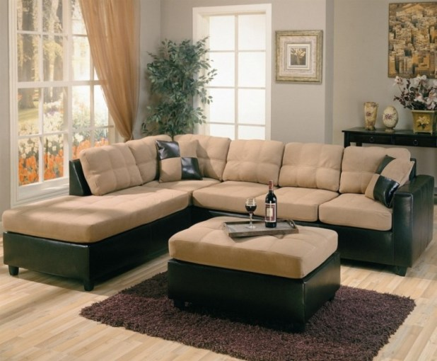 20 Awesome Modular Sectional Sofa Designs green and tan sectional sofa