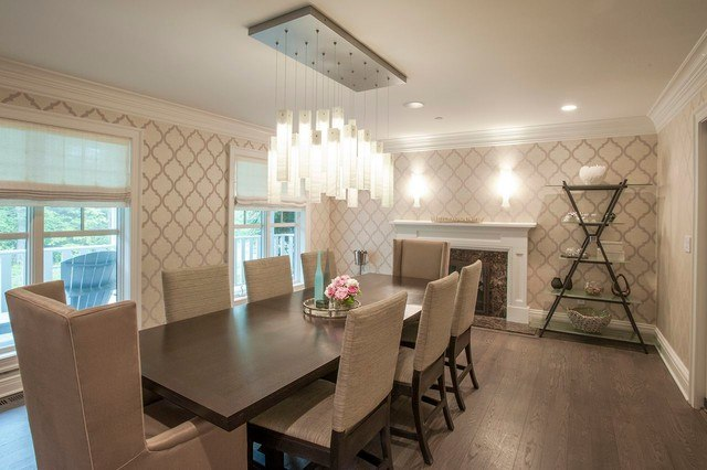 20 Amazing Modern Dining Room Chandeliers